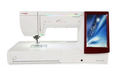 Horizon Quilt Maker Memory Craft 15000 (test)